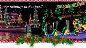 Newport Beach Christmas Boat Parade Newport Beach Boat Parade