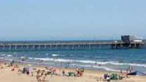 캘리포니아의 놀라운 해안 보존 구역 Newport-Pier-wide