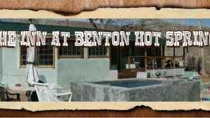 Natural Hot Springs near Mammoth Lakes Old House and Inn at Benton Hot