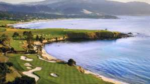 在蒙特雷和卡梅尔打高尔夫球 Pebble Beach Resorts | Golf Reso