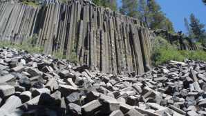 Devil's Postpile Photos & Multimedia - Devils Pos
