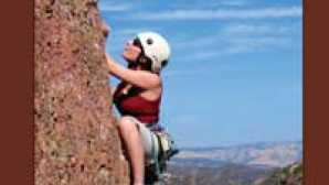 High Peaks Area Pinnacles Climbing Guide Book