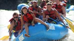 스포트라이트: 베이커스필드 River Rafting - Visit Bakersfiel