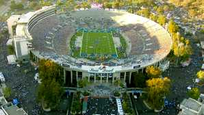 Rose Parade and Rose Bowl Rose Bowl Stadium