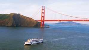 Golden Gate Bridge San Francisco Dining Cruises, Ya