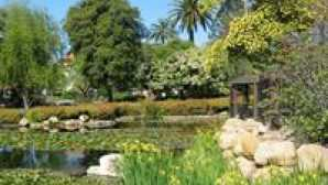 12 Great Urban Parks  Santa Barbara - Alice Keck Park