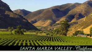 California's Classic Wine Roads Santa Maria Valley Wine Trail, S