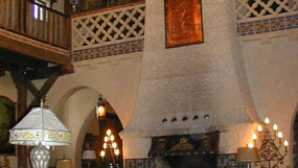 Cactus Plants Scotty's Castle House Tour - Dea