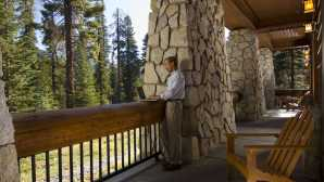 Kings Canyon Scenic Byway Sequoia California Lodging | Wuk
