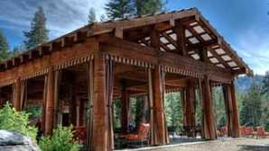 9 Great Glamping Destinations Sequoia High Sierra Camp: a Rust