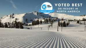 Skifahren und Snowboarden in Kalifornien Squaw Valley Ski Resort | Califo_0