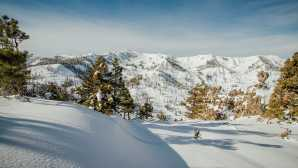 Skifahren und Snowboarden in Kalifornien Squaw Valley Ski Resort | Califo_1