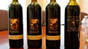 Lodi Wine Country St.AmantZinfandel-bottles
