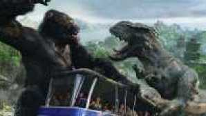 Hogwarts Castle Studio_Tour_Kong_dino_over_tram