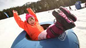 Tahoe Snow Tubing | Squaw Valley