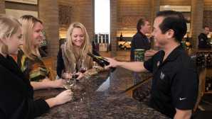 Always in Season: Wine Grapes Tasting Rooms - Wente Vineyards