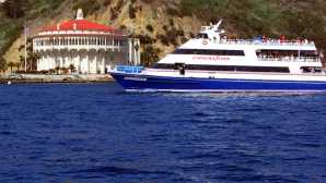 Destaque: Santa Catalina Island  The Catalina Flyer