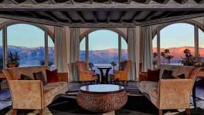Resort di Lusso nel Deserto The Inn at Furnace Creek | Furna