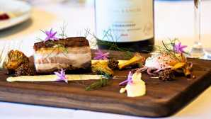 Always in Season: Wine Grapes The Restaurant - Wente Vineyards