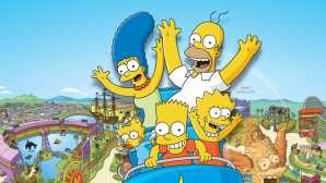 スタジオツアー The Simpsons Ride™ | Universal S