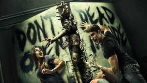 Halloween Horror Nights The Walking Dead Attraction | Un
