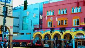 Santa Monica Dining Things to Do in Venice, Californ