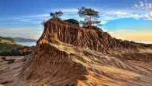 라호야의 일몰 명소 Torrey Pines Bluff 1800x734