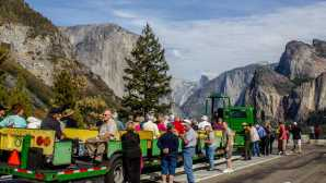 Spotlight: Yosemite National Park Tours & Transportation | Madera