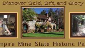 Empire Mine State Historic Park Tours | Empire Mine Park Associa