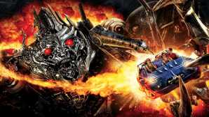 워킹데드 어트랙션 Transformers™: The Ride-3D | Uni