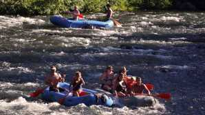 California River Rafting Adventures Truckee River Raft Company