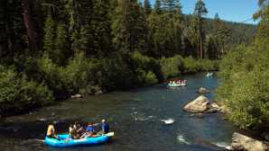 California River Rafting Adventures Truckee River Rafting, Truckee R