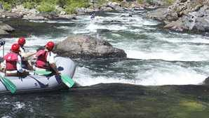 California River Rafting Adventures Tuolumne River trip details | AR