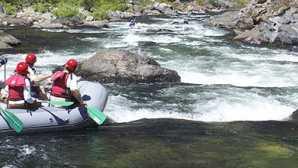투올러미 강 Tuolumne River trip details | AR