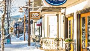Urban Living in Tahoe City and S