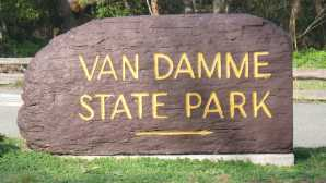 Beaches & Hikes Along the Mendocino Coast Van Damme SP