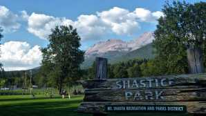 Spotlight: Pacific Crest Trail Visit Mt. Shasta, CA – An alpine