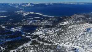 Hiking in Lake Tahoe Winter Recreation | Tahoe South