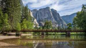 Focus: Yosemite National Park  Yos_Falls_Xplorit-med
