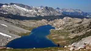 Pacific Crest Trail to Castle Peak  Yosemite National Park (U.S. Nat
