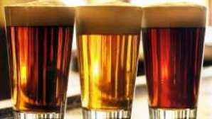 橘子郡精酿啤酒 beerglasses