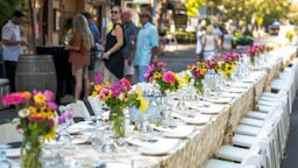 Calistoga Harvest Table