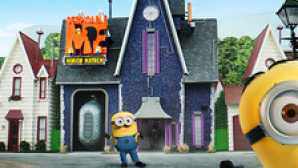 Los Angeles Zoo and Botanical Gardens despicable-me-minion-mayhem