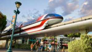 Spotlight: Disneyland Resort  disneyland-monorail-02