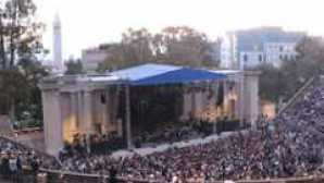 California's Top Performance Spaces greek-theater
