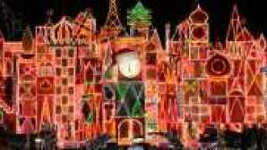 聚焦:迪斯尼乐园  holiday-time-at-disneyland-01-full