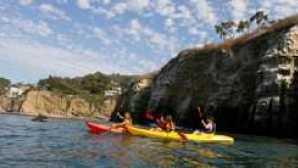 캘리포니아 여행 안내 센터 - 알파인 la jolla kayaking img 400x216