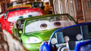Spotlight: Disneyland Resort  radiator-springs-racers-01