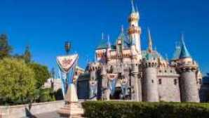 Disneyland Resort for Younger Kids sleeping-beauty-castle-walkthrough-02