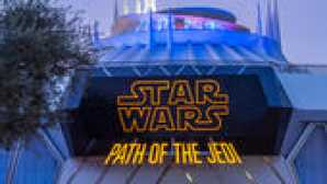 Tentez les expériences Star Wars en Californie star-wars-path-of-the-jedi-02